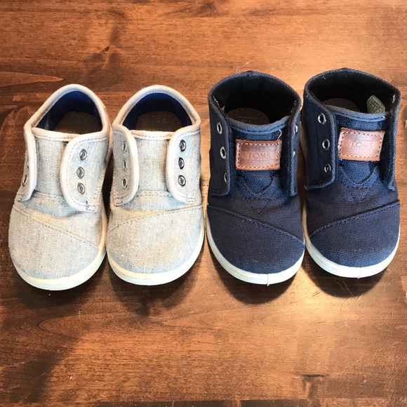 Toms Shoes   Toms Baby Boy Sneakers